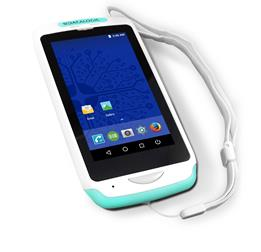 Joya Touch A6 Healthcare ~ Handheld with Lanyard, Right Facing