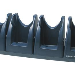 94A151091 - Multiple Cradle Desk - 4 Slots - (RS232 x 1)