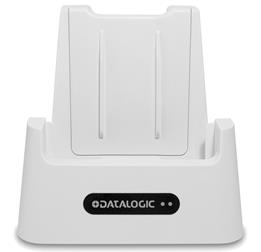 Memor 10 HC ~ White Single Slot Dock, Front Facing