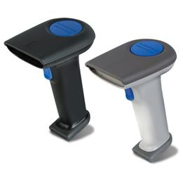 QuickScan QS6500, Black/White, Left Facing
