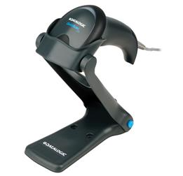 QuickScan QW2400 Lite in Upright Stand