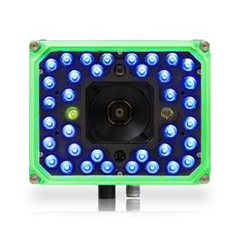 Matrix 320 ~ 36 green LEDs, front facing
