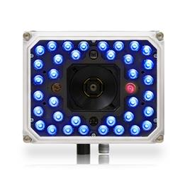 Matrix 320 ~ 36 blue LEDs, white front with 1 red LED