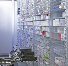Automated Pharmacy