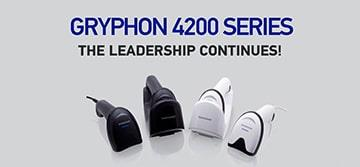 Datalogic launches the Gryphon™ 4200 series, a new premium line of Linear Imagers with extraordinary versatility
