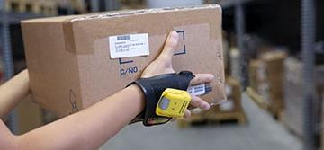 Datalogic launches the HandScanner™, the smallest and lightest wearable scanner on the market
