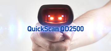 New QuickScan™ QD2500 Series: Superior performance, affordably