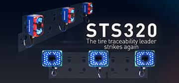 The tire traceability leader strikes again: The new STS320™ is the first-in-class solution to address the most demanding tire tracking and traceability applications
