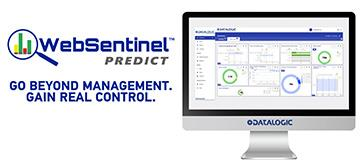 Datalogic launches WebSentinel™ Predict and brings predictive analytics for device fleet management