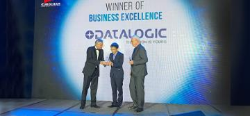 Datalogic has received the Business Award from EuroCham-Vietnam