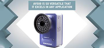 Made for high speed sorting applications: AV500™, the new imager by Datalogic