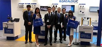Datalogic showcases the latest technologies at Logis-Tech Tokyo 2020