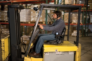 Forklift, Voice Picking Solutions