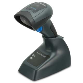 QuickScan QBT2400, Black, Left Facing