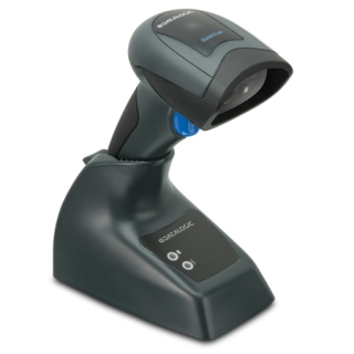 QuickScan QBT2400, Black, Right Facing