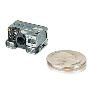 DSE0420 2D Scan Module with U.S. Quarter