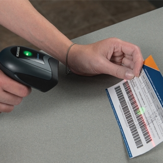 QuickScan QD2131 Scanning Long Bar Code