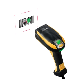 PowerScan 9300 Laser Series ~ 3 Green Lights