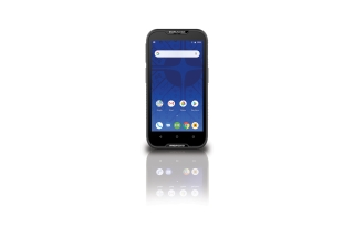 Memor 10, Black, Front Facing