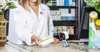 Magellan1500i white Checkout Pharmacy