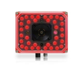 Matrix 320 ~ 36 red LEDs, front facing