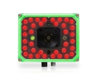 Matrix 320 ~ Front facing, green front, 36 red LEDs, 1 green lite