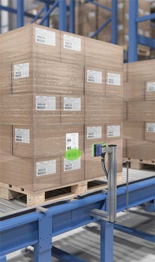 Matrix 320 ~ Pallet Scanning 1
