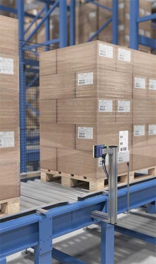 Matrix 320 ~ Pallet Scanning 2