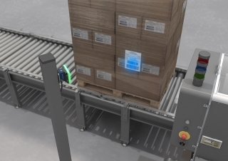 Matrix 320 ~ Pallet scanning