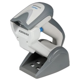 Gryphon I GBT4400 2D, White, Left Facing, Cradle Up