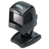 Magellan 1100i, Black, Left Facing w/Stand