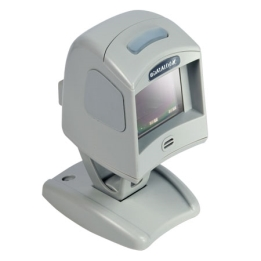 Magellan 1100i, White, Right Facing w/Stand