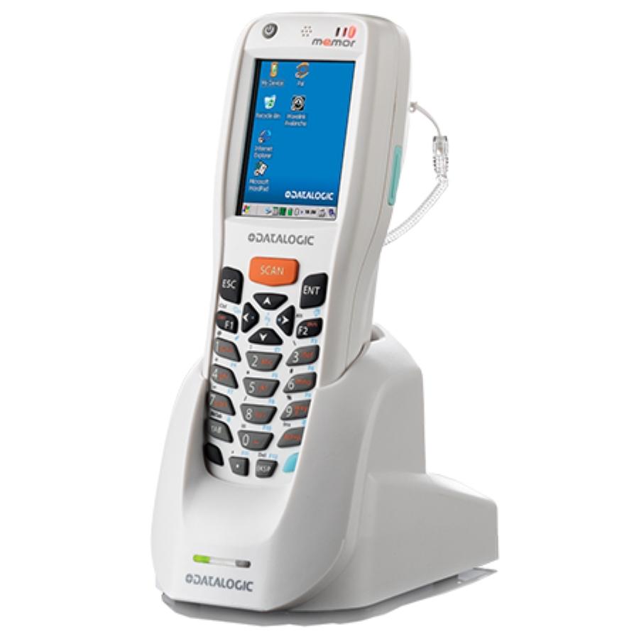Datalogic Memor X3 Ordenador M/óvil+Dock 256 MB Win CEPro 6.0 806 MHz Multiusos 2D Imager con Punto Verde Bluetooth