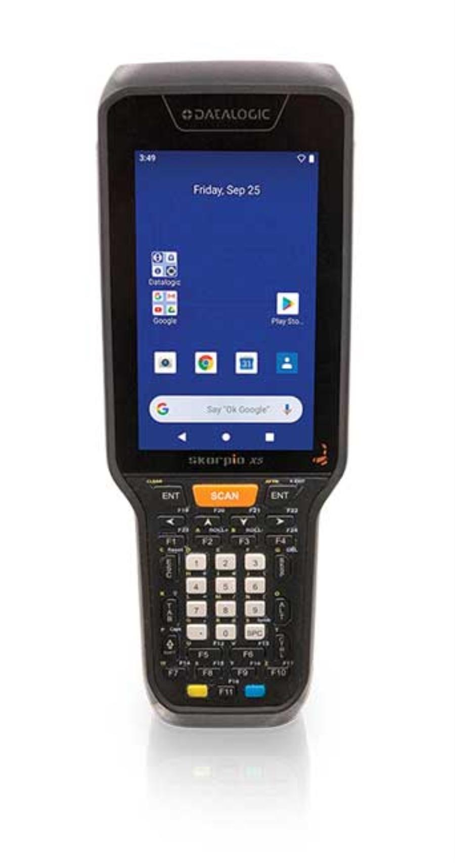 Datalogic Scorpio X3 Scanner And Charging Dock