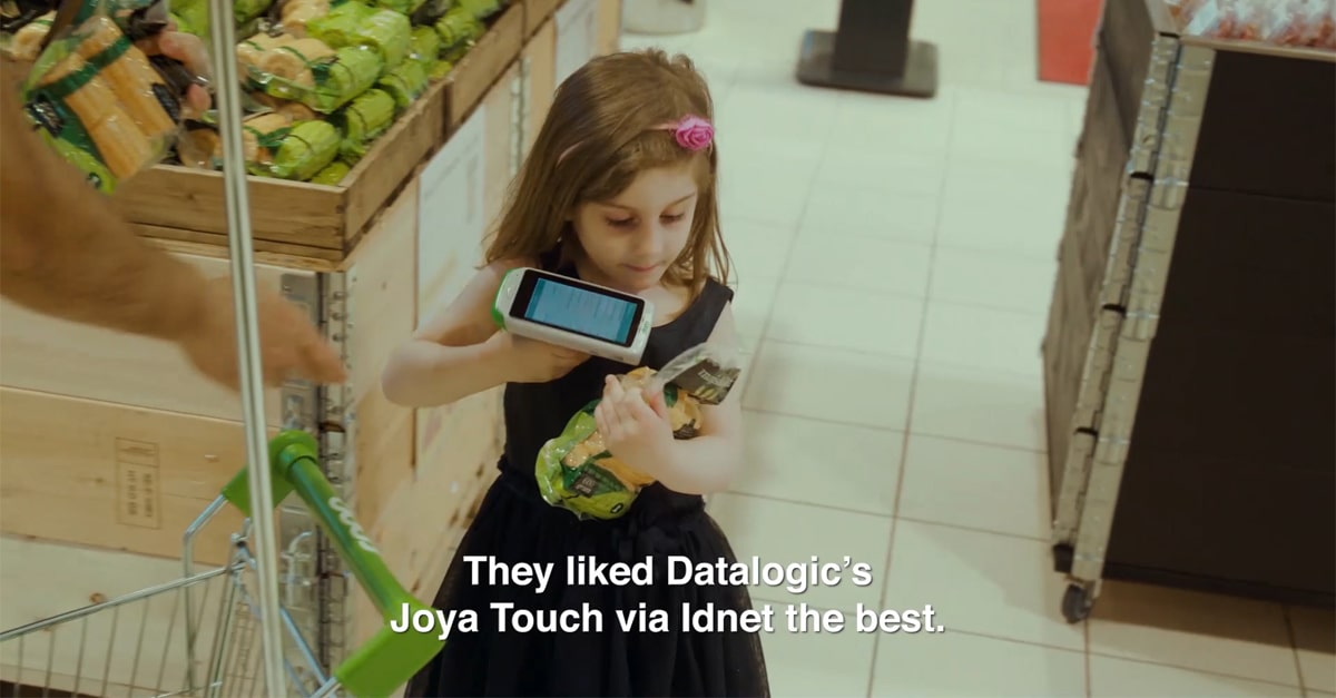 Coop in Sweden improved customer experience with Joya™ Touch