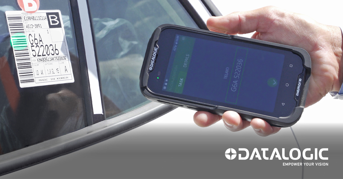 Datalogic for Autotrade & Logistics - Koellliker Group