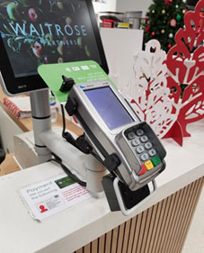 Datalogic - Waitrose & Partners The Solution