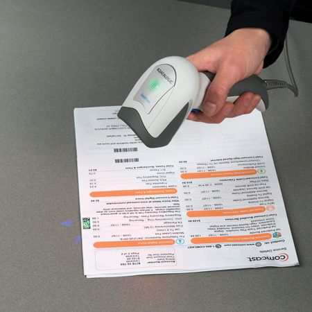QuickScan QD2400 - Document Handling