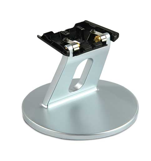 90ACC0401, MG1500i Round Tilt Stand, Silver, Black