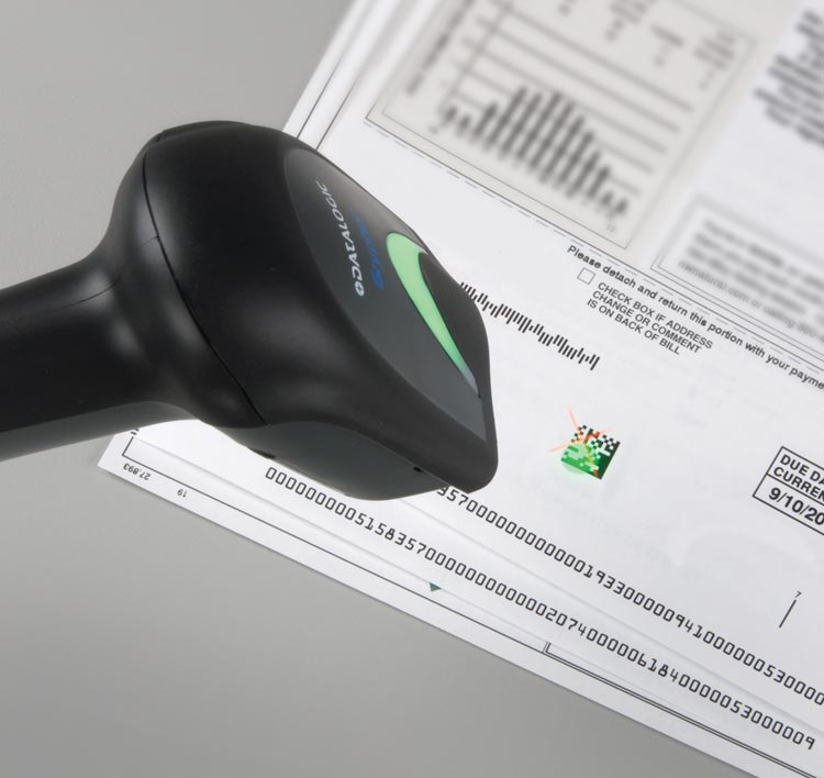 Gryphon I GBT4400 2D, Document Handling