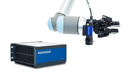 IMPACT 2D Robot Guidance, MX-E and E camera