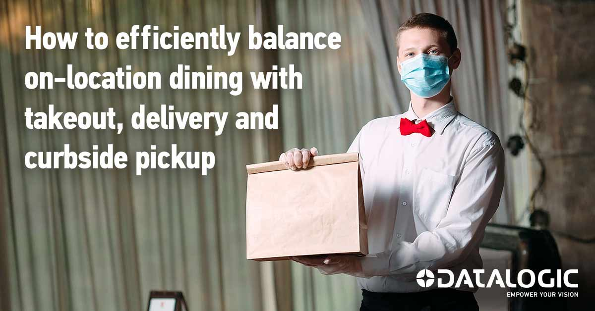 A timely innovation for restaurants with limited personnel balancing multiple tasks