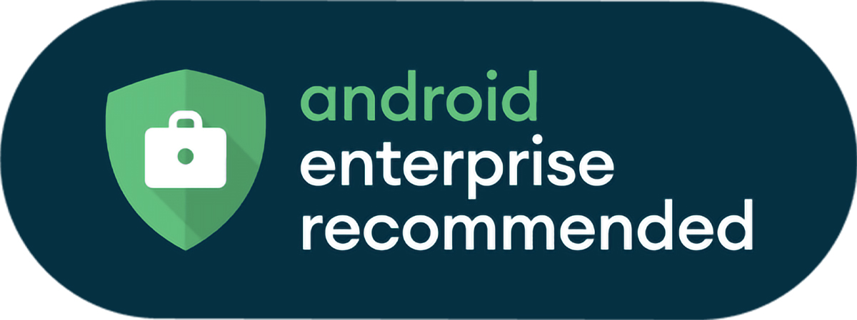 Android Enterprise Recommended