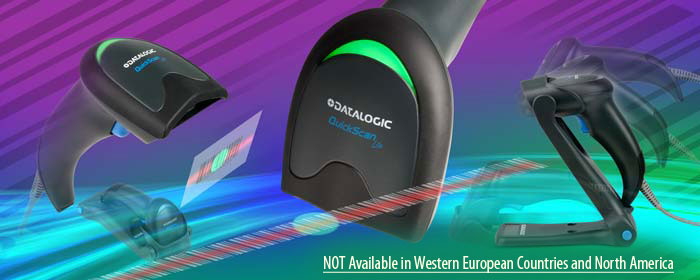 QuickScan QW2100 Lite Datalogic