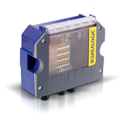 Fixed Industrial Barcode Readers - CBX800