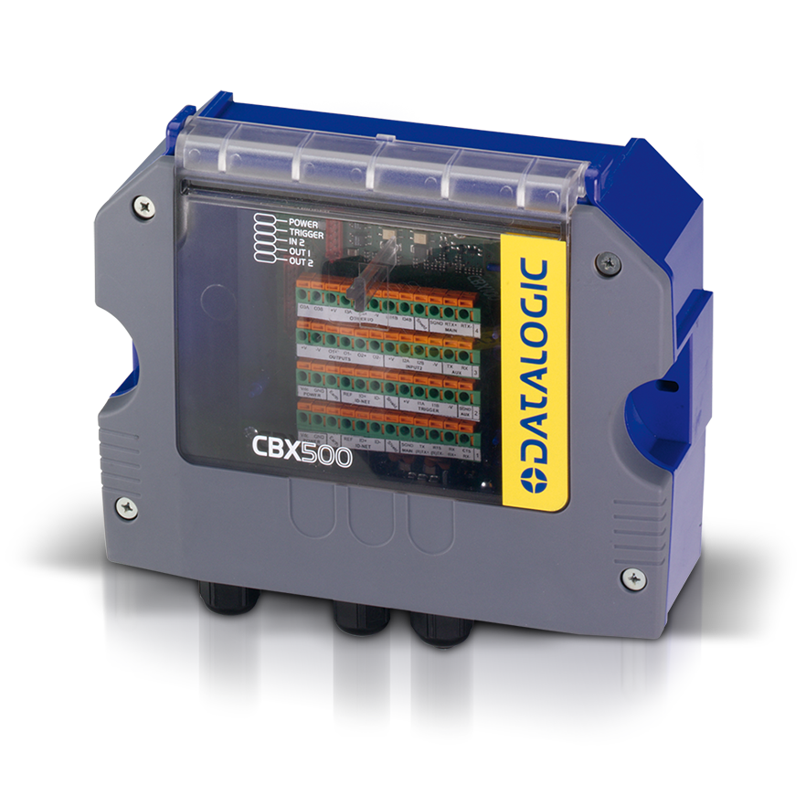 CBX500 - Connectivity Device for Stationary Industrial