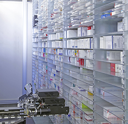 Automated Pharmacies
