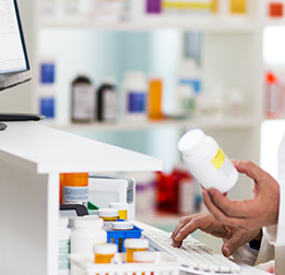 Pharmacy Drug Verification