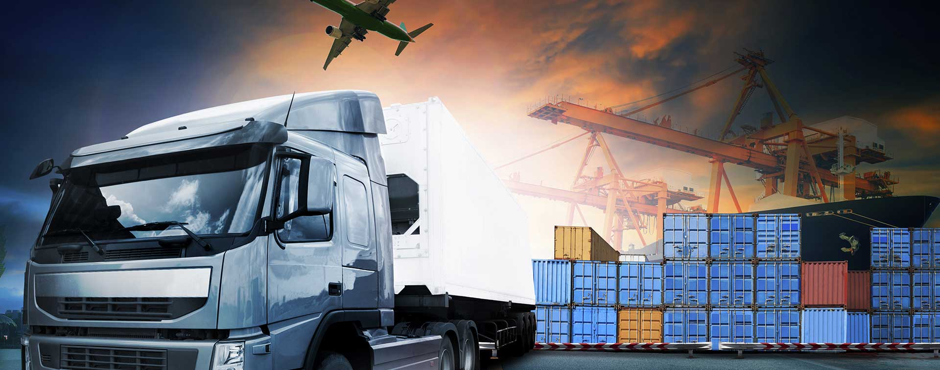 Straight to our Transportation & Logistics Customers' Heart
